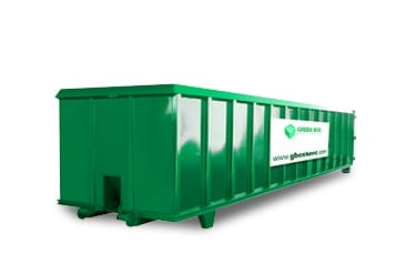 Picture of skip suitable for domestic waste